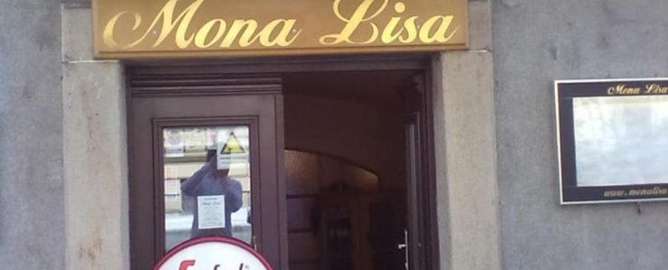 Пивная Mona Lisa