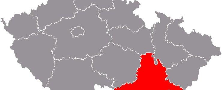 Южноморавский край - Jihomoravský kraj