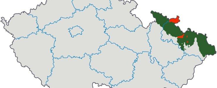 Чешская Силезия
