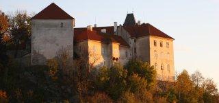 Замок Вимперк