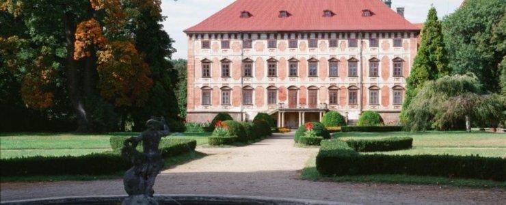 Замок Либоховице
