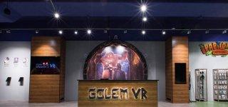 Аттракцион виртуальной реальности Голем