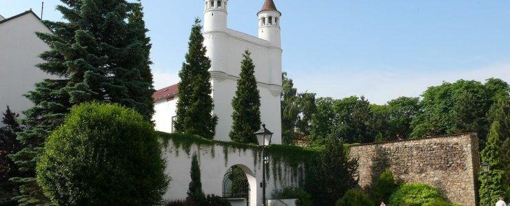 Жеротинский замок
