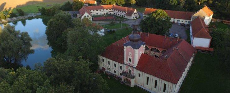 Замок Лешаны