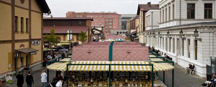Пражский рынок