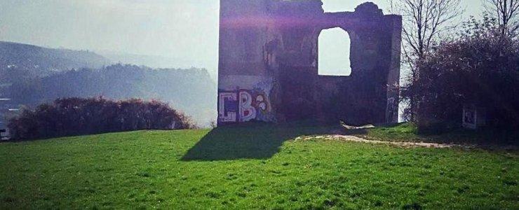 Руины Баба