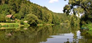 Река Лужнице