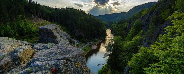 Река Огрже