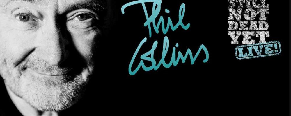 Концерт Phil Collins в Праге