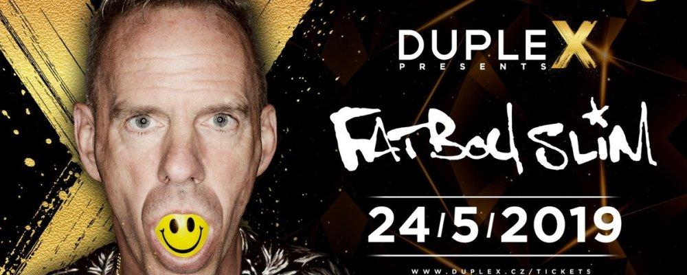 Концерт Fatboy Slim в Праге