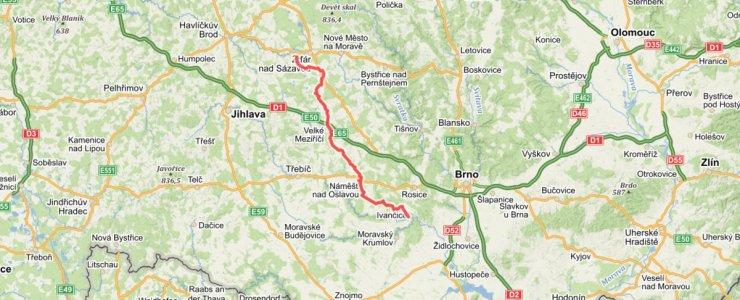 Река Ослава