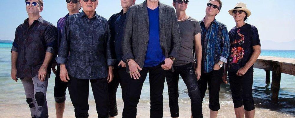 Концерт Beach Boys в Праге