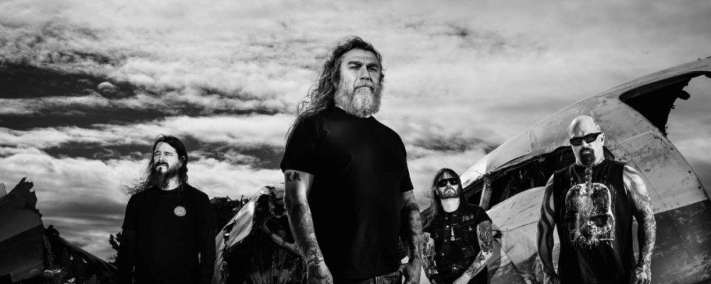 Концерт Slayer в Праге