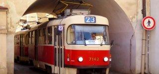 Исторический трамвай № 23