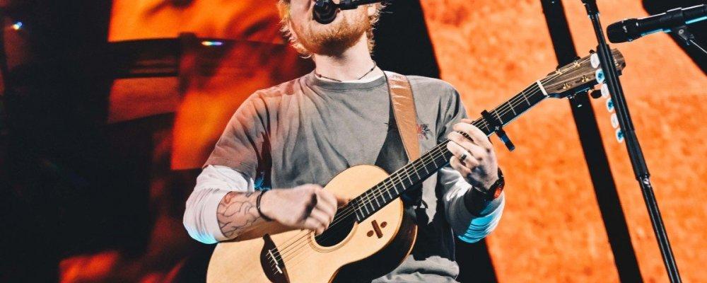 Концерт Ed Sheeran в Праге