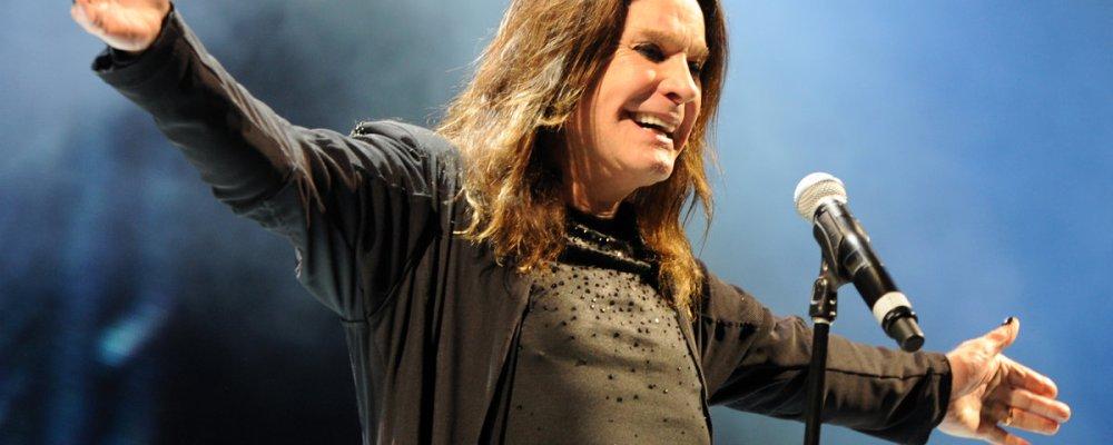 Концерт Ozzy Osbourne в Праге