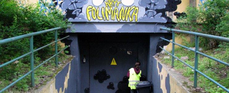 Подземное убежище Фолиманка
