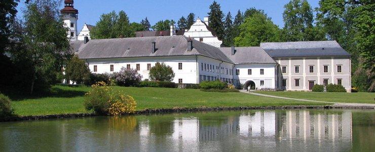 Замок Велке Лосины