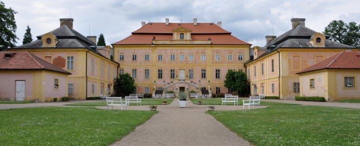 Замок Красивый Двор