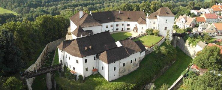 Замок Новые Гради