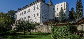 Замок Слатиняни