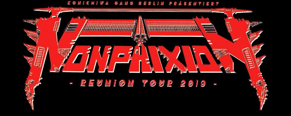 Концерт Non Phixion в Праге