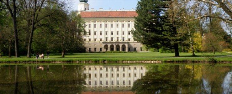 Замок Кромержиж