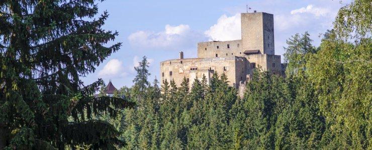 Замок Ландштейн