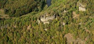 Замок Новый Градек у Лукова