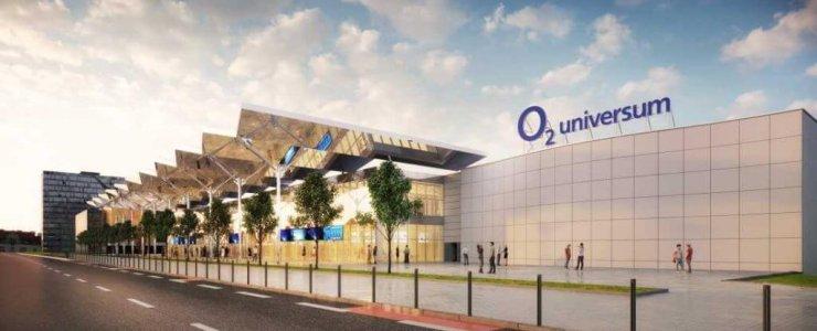 Концертный зал О2 Universum