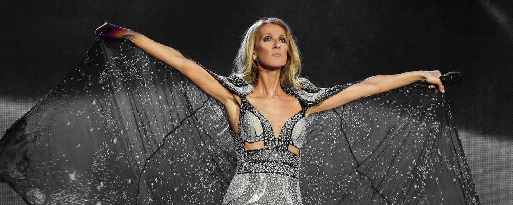 Концерт Celine Dion в Праге
