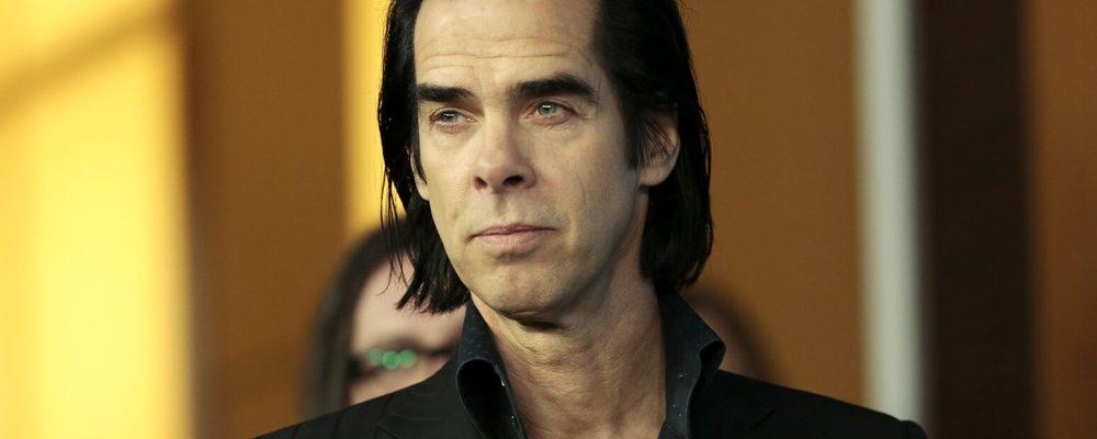 Концерт Nick Cave в Праге
