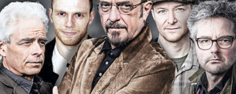 Концерт Jethro Tull в Праге