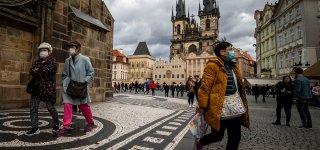Коронавирус в Чехии / Праге