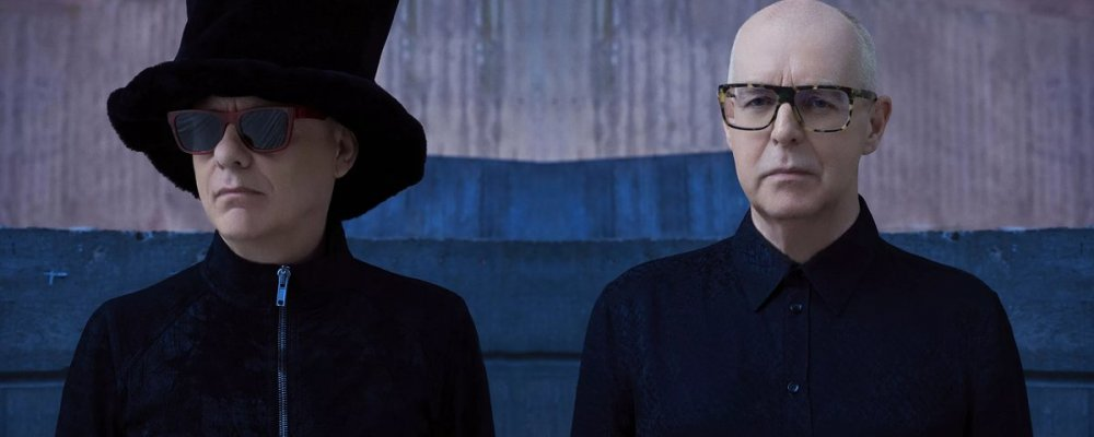 Концерт Pet Shop Boys в Праге