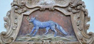 Дом У Синей лисы