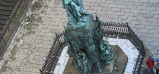 Статуя Карел IV