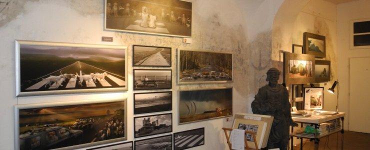 Галерея Galerie Lapidárium