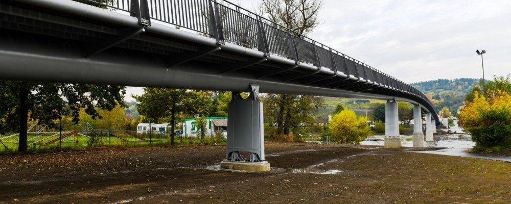 Троянский пешеходный мост