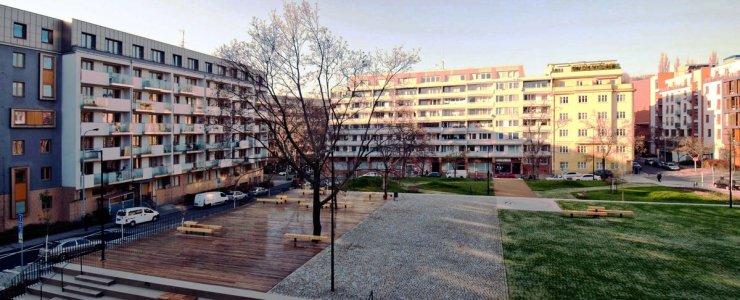 Площадь Коменского