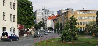 Площадь Branické náměstí