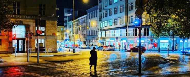 Площадь Ивана Петровича Павлова (Náměstí I. P. Pavlova)
