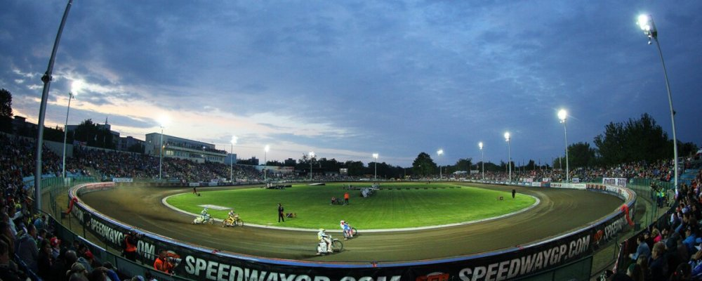 Спидвей-стадион Markéta