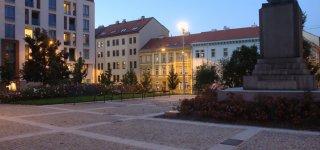 Площадь Гавличково