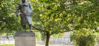 Площадь Уинстона Черчилля