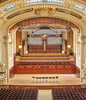 Лучшее из классики: концерт в Муниципальном доме Праги