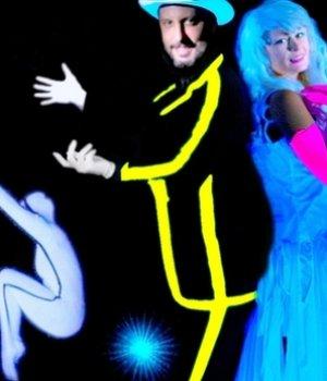 Лучшее из 'Фантомагии': Театр черного света