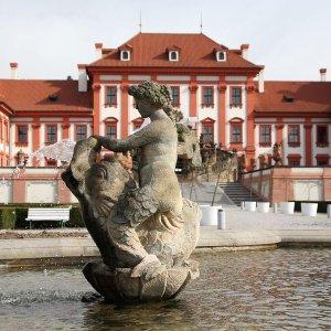 Изысканная Прага: замок Троя