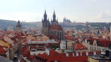 Средневековая Прага