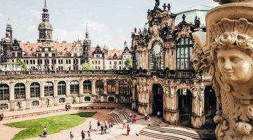 Прага — Дрезден: экскурсия в столицу Саксонии